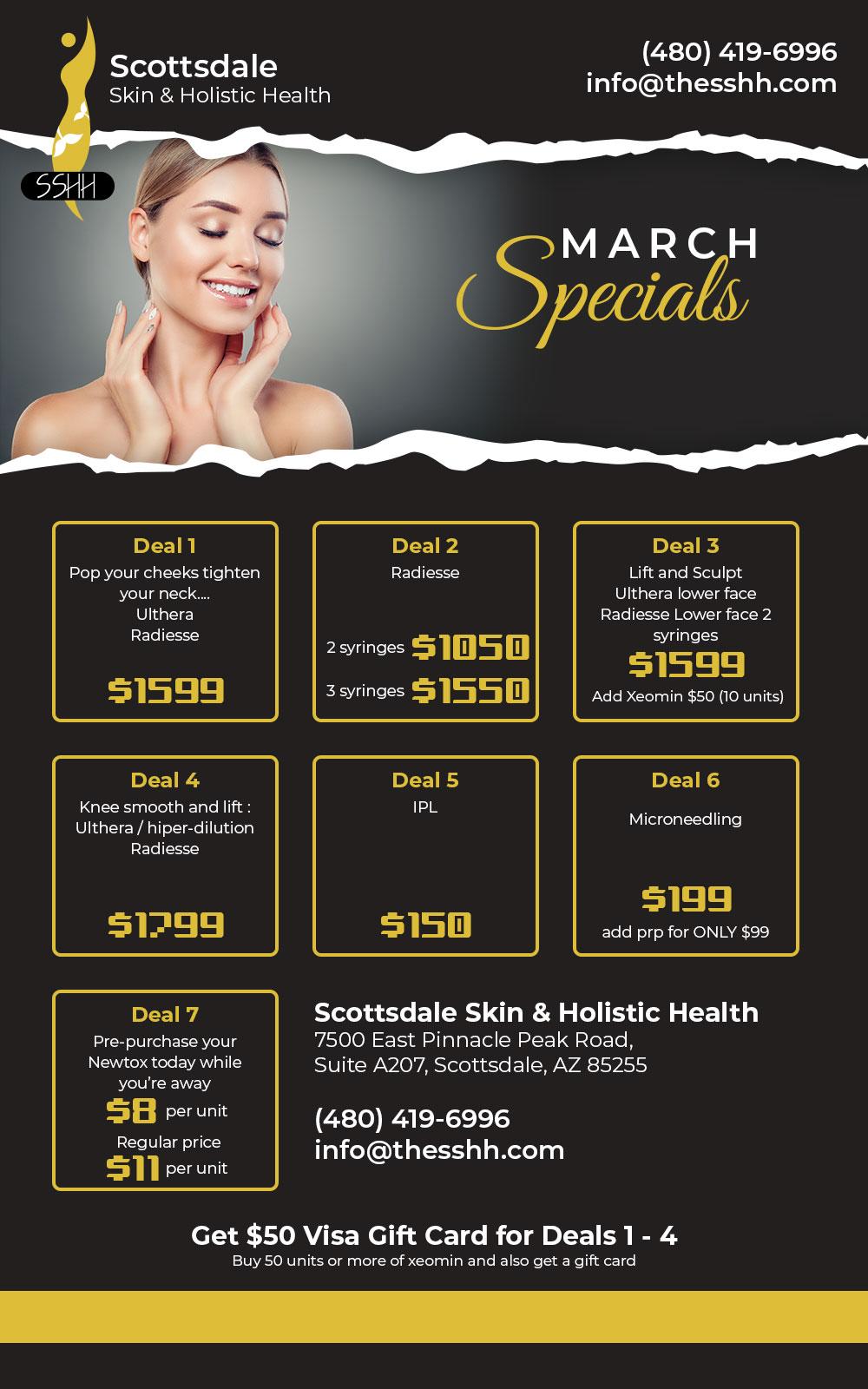 MedSpa Specials